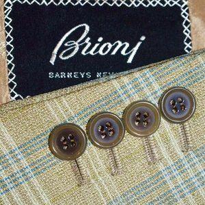 Brioni Suits & Blazers - 38L Brioni Bespoke Custom Light Green Blue BLAZER